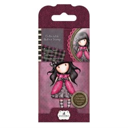 Collectable Rubber Stamp - Santoro - No. 5 Ladybird