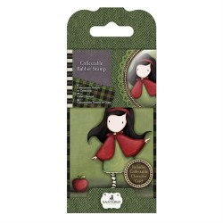Collectable Rubber Stamp - Santoro - No. 14 Little Red