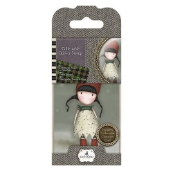 Collectable Rubber Stamp - Santoro - No. 19 Holly