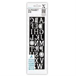 XCUT Alphabet Dies - Alice