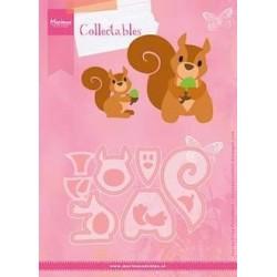 Marianne Design Collectables Eline's squirrel