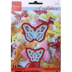 Marianne Design Creatables Tiny's butterflies 1