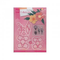 Marianne Design Collectables Eline's helleboras