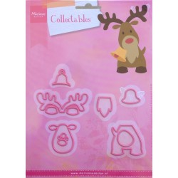 Marianne Design Collectables Eline's reindeer