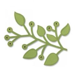 Sizzix Bigz Die - Branch w/Leaves