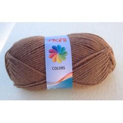 Gomitolo lana sintetica 50gr/133mt  cammello