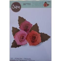Sizzix Bigz Plus Die - 3D rose