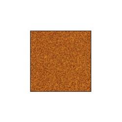 Foglio Gomma Crepla Glitter Arancione
