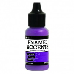 Ranger enamel accents grape soda