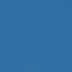 "Florence cardstock texture (simil bazzil) 12x12"" 216gr sapphire"