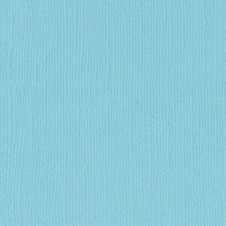 "Florence cardstock texture (simil bazzil) 12x12"" 216gr ocean"
