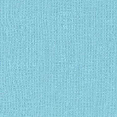 "Florence cardstock texture (simil bazzil) 12x12"" 216gr ocean"