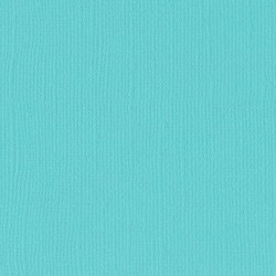 "Florence cardstock texture (simil bazzil) 12x12"" 216gr sky"