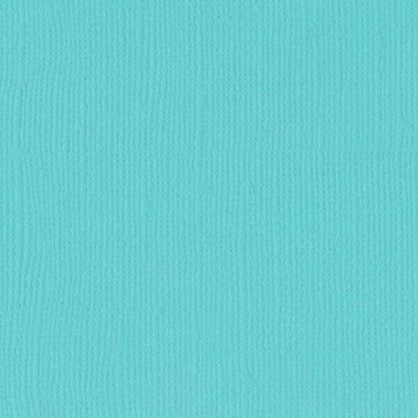 "Florence cardstock texture (simil bazzil) 12x12"" 216gr sky"