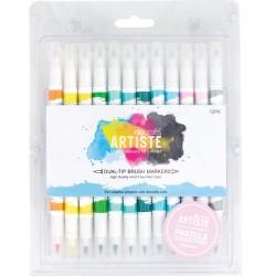 Docrafts ARTISTE (Pastels collection) 12pz