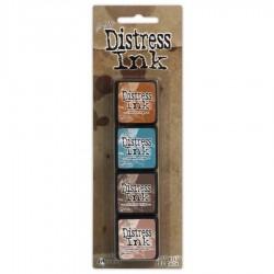 Tim Holtz distress mini ink kit num.6