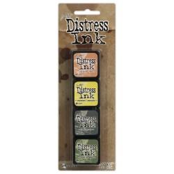Tim Holtz distress mini ink kit num.10