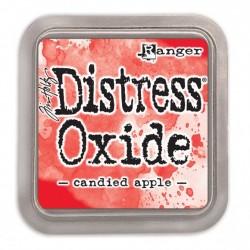 Ranger Tim Holtz distress oxide candied apple