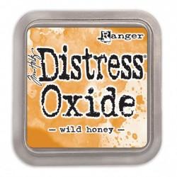 Ranger Tim Holtz distress oxide wild honey