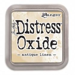 Ranger Tim Holtz distress oxide antique linen