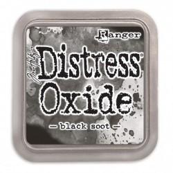 Ranger Tim Holtz distress oxide black soot