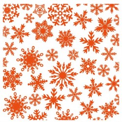 Design folder Marianne Design ice crystals