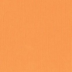"""Florence cardstock texture (simil bazzil) 12x12"""" 216gr saffron"""