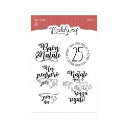 Clear Stamps Modascrap Natale