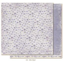 "Carta 12""x12"" Vintage Spring Basics - 10th of April"