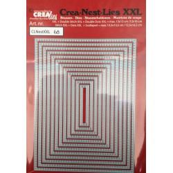 Crealies Crea-nest-dies XXL no. 68