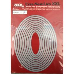 Crealies Crea-nest-dies XXL no. 67