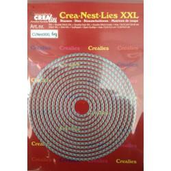 Crealies Crea-nest-dies XXL no. 69