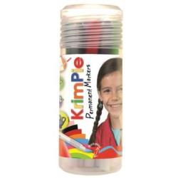 Krimpie Permament Markers - Set 12 colori