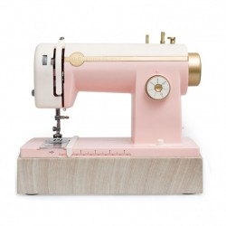 Macchina da cucire - We R Memory Keepers sewing machine pink