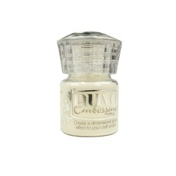 Nuvo embossing powder - Polvere da embossing crystal clear