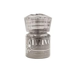Nuvo embossing powder - Polvere da embossing classic silver