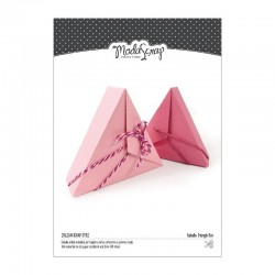 Fustella Modascrap Triangle Box