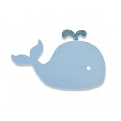 Sizzix Bigz Die  Whale 662638