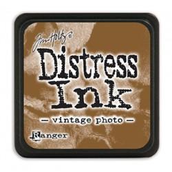 Tim Holtz distress mini ink vintage photo