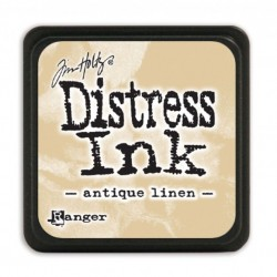 Tim Holtz distress mini ink antique linen