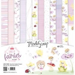 Paper Pack Modascrap Land of fairies 30x30cm