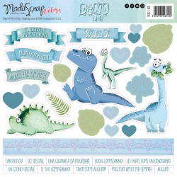 Stickers Modascrap Dino Land