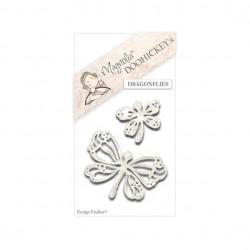 Fustella sottile Doohickeyes Dragonflies