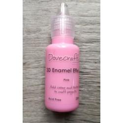 Dovecraft 3D enamel effects Pink