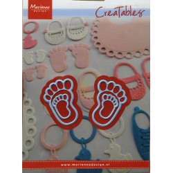 Marianne Design Creatables feet