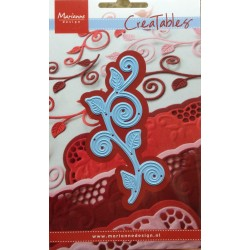 Marianne Design Creatables swirls & leaves