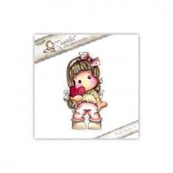 ALC15 Christmas Heart Tilda