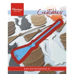 Marianne Design Creatables broom