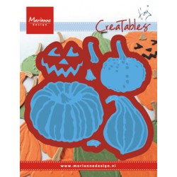 Marianne Design Creatables Tiny's pumpkins