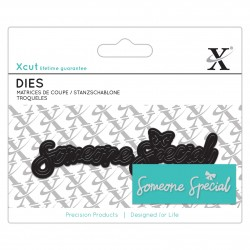 XCUT Mini Sentiment Die (3pz) - Someone Special
